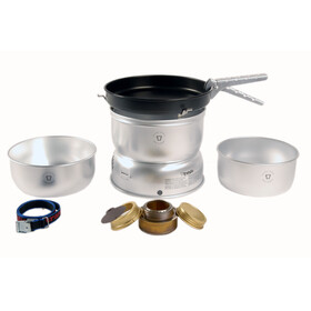 Trangia Tempête 25-3 Ultralight Alu avec casserole antiadhésive